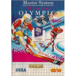 MS WINTER OLYMPICS - Jeux Master System au prix de 5,95€