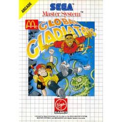 MS GLOBAL GLADIATORS EN BOITE - Jeux Master System au prix de 5,95€