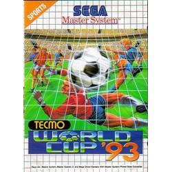 MS WORLD CUP 93 EN BOITE - Jeux Master System au prix de 3,95€