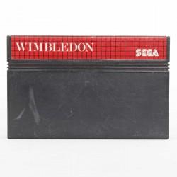 MS WIMBLEDON (LOOSE) - Jeux Master System au prix de 1,95€