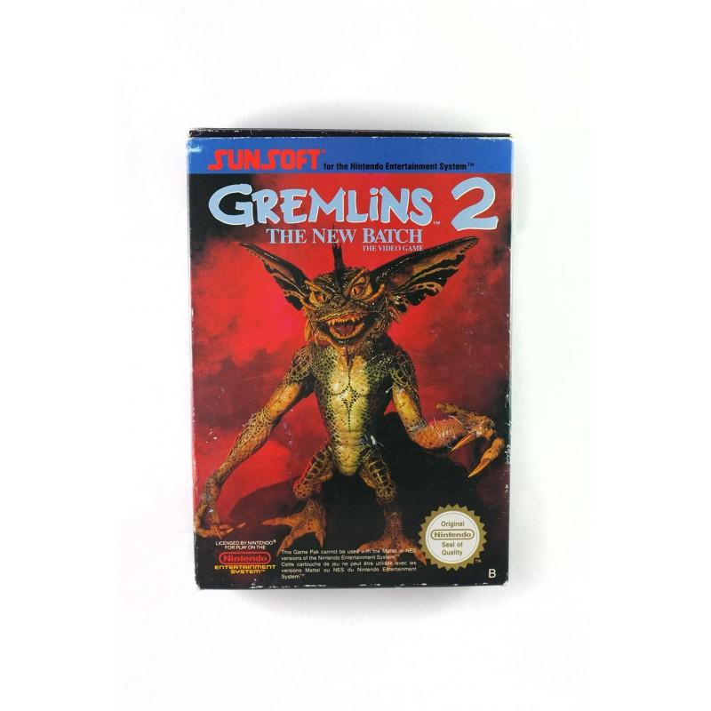 NES GREMLINS 2 - Jeux NES au prix de 39,95€