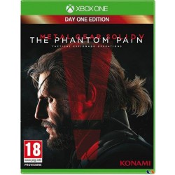 XONE METAL GEAR SOLID V PHANTOM PAIN OCC - Jeux Xbox One au prix de 9,95 €