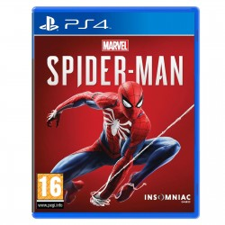 PS4 SPIDER-MAN - Jeux PS4 au prix de 34,95€