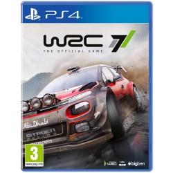 PS4 WRC 7 OCC - Jeux PS4 au prix de 19,95€