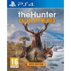 PS4 THE HUNTER CALL OF THE WILD OCC - Jeux PS4 au prix de 19,95€