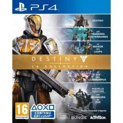 PS4 DESTINY LA COLLECTION OCC - Jeux PS4 au prix de 9,95€