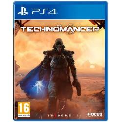 PS4 TECHNOMANCER OCC - Jeux PS4 au prix de 9,95€