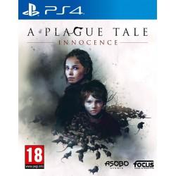 PS4 A PLAGUE TALE INNOCENCE OCC - Jeux PS4 au prix de 19,95€