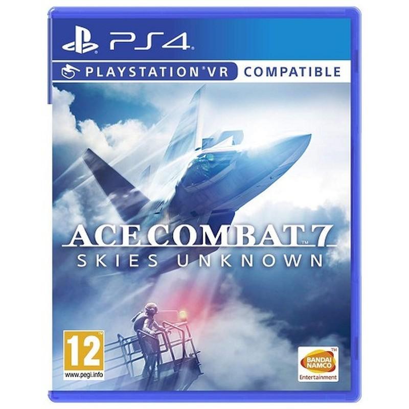 PS4 ACE COMBAT 7 OCC - Jeux PS4 au prix de 19,95€