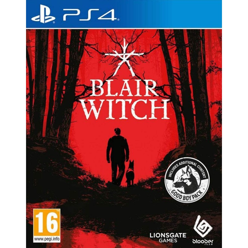PS4 BLAIR WITCH OCC - Jeux PS4 au prix de 17,95€