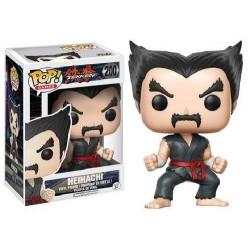 POP TEKKEN 200 HEIRACHI (BLACK AND RED JUDO) - Figurines POP au prix de 14,95€