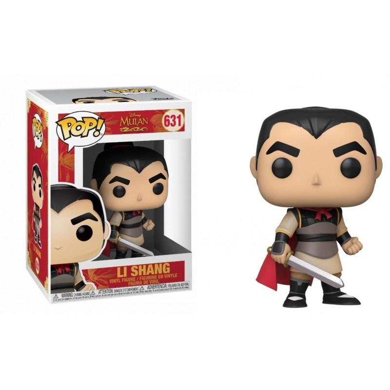 POP MULAN 631 LI SHANG - Figurines POP au prix de 14,95€