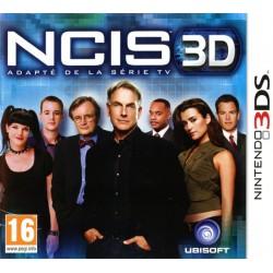 3DS NCIS 3D - Jeux 3DS au prix de 6,95€