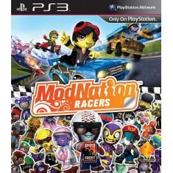 PS3 MODNATION RACERS - Jeux PS3 au prix de 8,95€