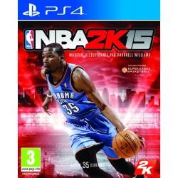 PS4 NBA 2K15 OCC - Jeux PS4 au prix de 3,95€