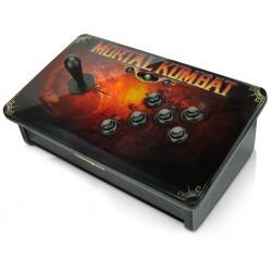 STICK ARCADE MORTAL KOMBAT IX XBOX 360 - Accessoires Xbox 360 au prix de 49,95€