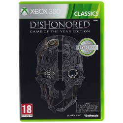 X360 DISHONORED GAME OF THE YEAR - Jeux Xbox 360 au prix de 9,95 €