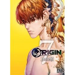 ORIGIN T07 - Manga au prix de 7,75€