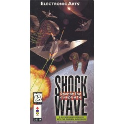 3DO SHOCKWAVE OPERATION JUMP GATE - 3DO au prix de 9,95 €