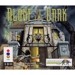 3DO ALONE IN THE DARK LOOSE - 3DO au prix de 14,95 €