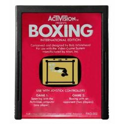 AT26 BOXING - Gamme Atari au prix de 4,95€