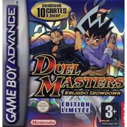 GA DUEL MASTERS KAIJUDO - Jeux Game Boy Advance au prix de 3,95€