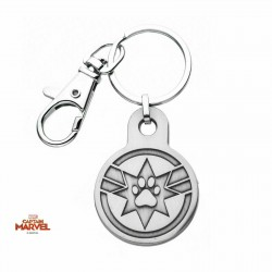 PORTE CLES CAPTAIN MARVEL GOOSE THE CAT METAL - Porte Clés au prix de 9,95 €