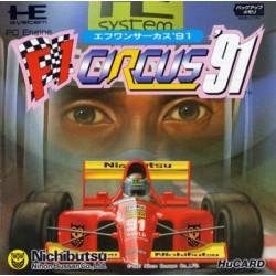 NCCG F1 CIRCUS 91 IMPORT JAPONAIS EN BOITE - CoreGraphX au prix de 9,95€