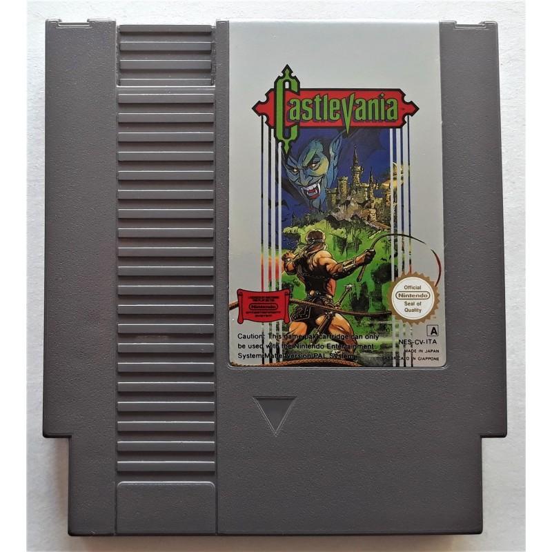 NES CASTLEVANIA (LOOSE) - Jeux NES au prix de 19,95€
