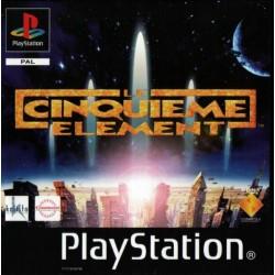 PSX LE CINQUIEME ELEMENT - Jeux PS1 au prix de 6,95€