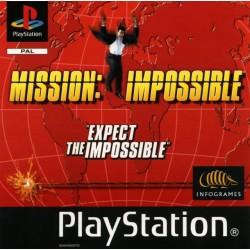 PSX MISSION IMPOSSIBLE - Jeux PS1 au prix de 4,95€