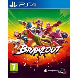 PS4 BRAWLOUT OCC - Jeux PS4 au prix de 9,95€
