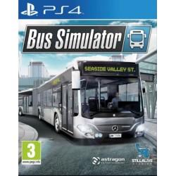 PS4 BUS SIMULATOR OCC - Jeux PS4 au prix de 19,95€