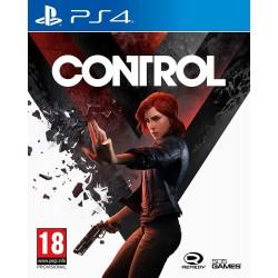 PS4 CONTROL OCC - Jeux PS4 au prix de 19,95€