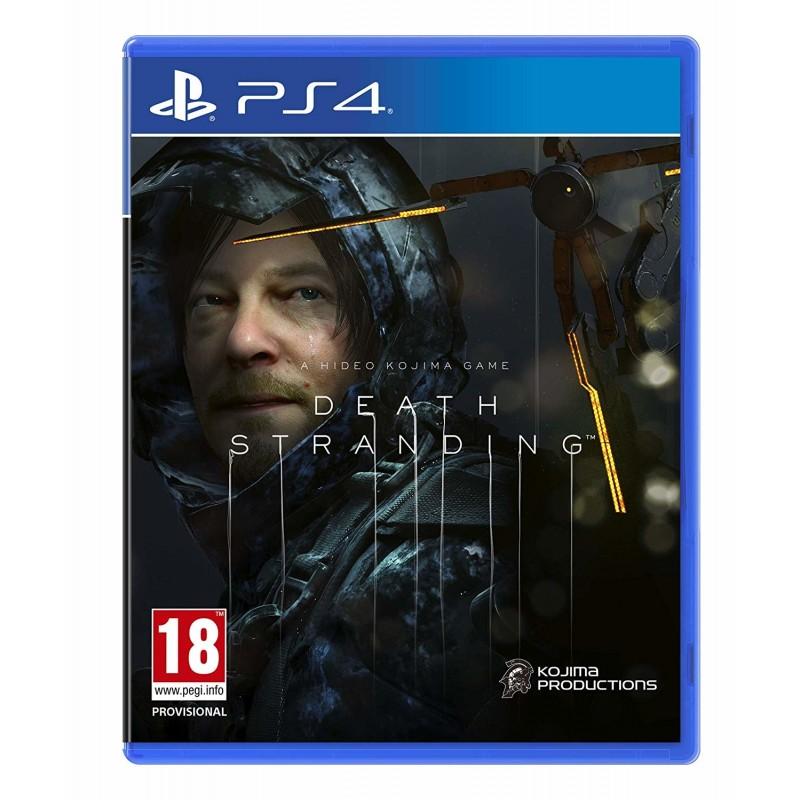 PS4 DEATH STRANDING OCC - Jeux PS4 au prix de 24,95€