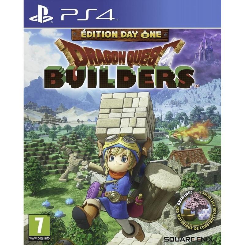 PS4 DRAGON QUEST BUILDERS OCC - Jeux PS4 au prix de 14,95€