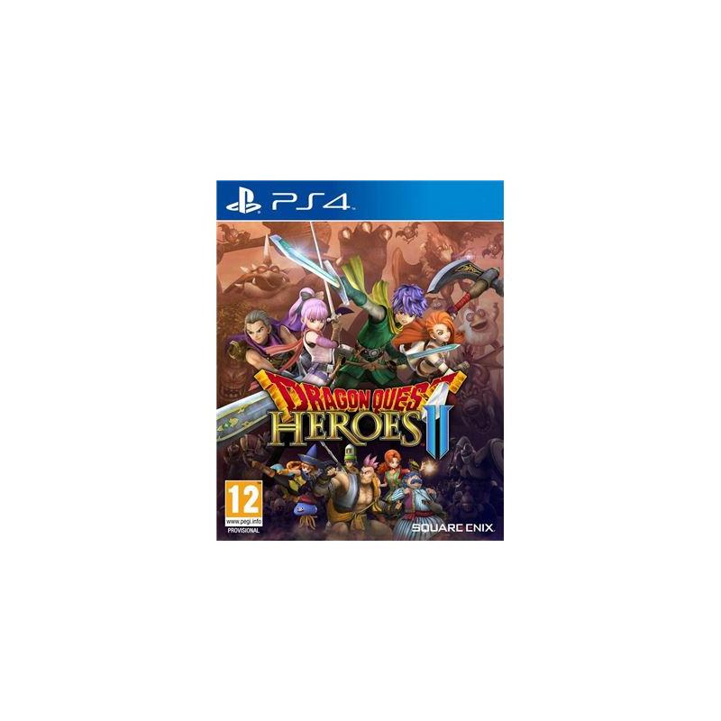 PS4 DRAGON QUEST HEROES 2 OCC - Jeux PS4 au prix de 17,95€