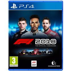 PS4 F1 2018 OCC - Jeux PS4 au prix de 24,95€