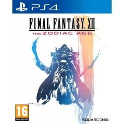 PS4 FINAL FANTASY XII THE ZODIAC AGE OCC - Jeux PS4 au prix de 14,95€