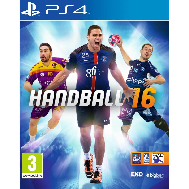 PS4 HANDBALL 16 OCC - Jeux PS4 au prix de 12,95€