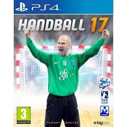 PS4 HANDBALL 17 OCC - Jeux PS4 au prix de 29,95€