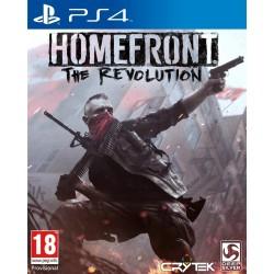 PS4 HOMEFRONT THE REVOLUTION - Jeux PS4 au prix de 64,95€