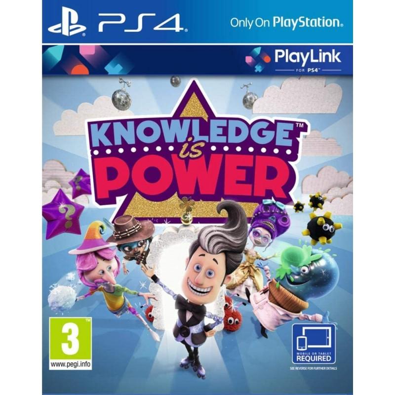 PS4 KNOWLEDGE IS POWER OCC - Jeux PS4 au prix de 9,95€