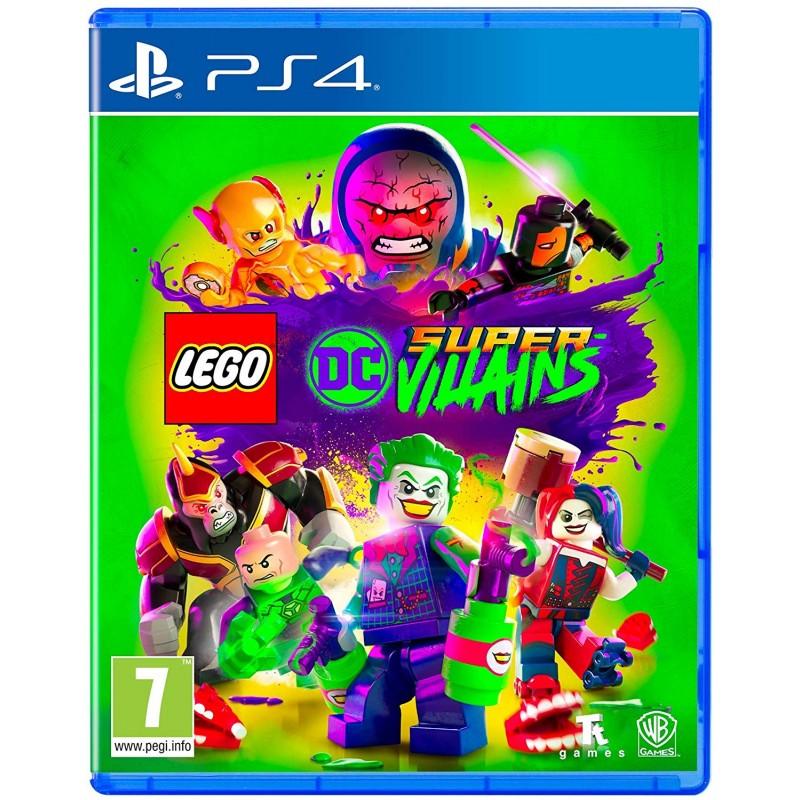 PS4 LEGO DC SUPER VILLAINS OCC - Jeux PS4 au prix de 14,95€
