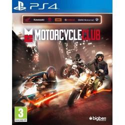 PS4 MOTORCYCLE CLUB OCC - Jeux PS4 au prix de 14,95€