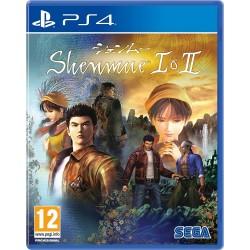 PS4 SHENMUE I ET II OCC - Jeux PS4 au prix de 14,95€