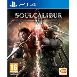 PS4 SOULCALIBUR VI - Jeux PS4 au prix de 24,95€