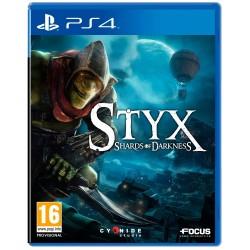 PS4 STYX SHARDS OF DARKNESS OCC - Jeux PS4 au prix de 29,95€