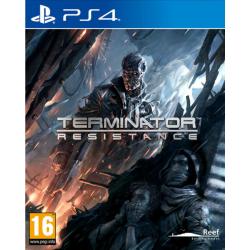 PS4 TERMINATOR RESISTANCE - Jeux PS4 au prix de 54,95€