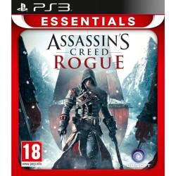 PS3 ASSASSIN S CREED ROGUE (ESSENTIALS) - Jeux PS3 au prix de 12,95€
